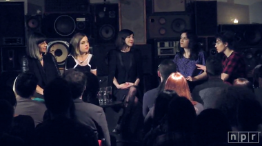 Image for Sleater-Kinney and