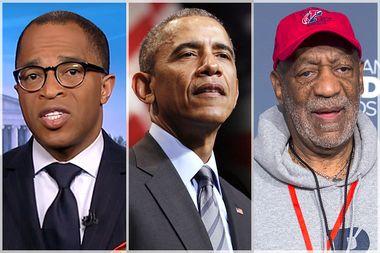 Jonathan Capehart, Barack Obama, Bill Cosby