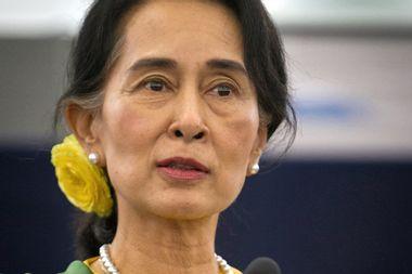 Ahn Sang Suu Kyi