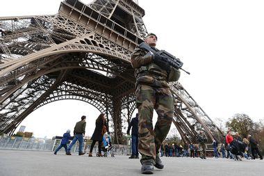 Paris Military