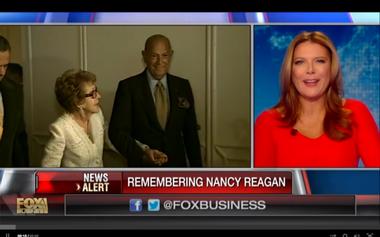 Image for Sorry, Fox Business Network, but feminists shouldn't see Nancy Reagan as a