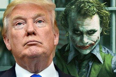 Donald Trump, The Joker