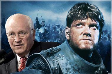 Dick Cheney, Henry V