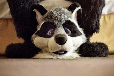 Furry Costume Head