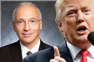 Gonzalo Curiel, Donald Trump