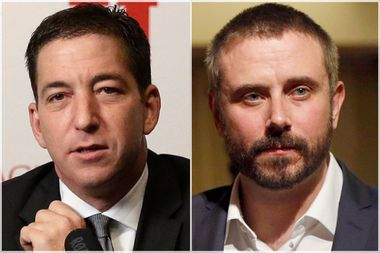 Glenn Greenwald, Jeremy Scahill