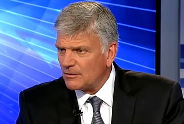 Image for WATCH: Reverend Franklin Graham tells Fox News