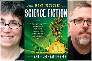 Ann and Jeff VanderMeer