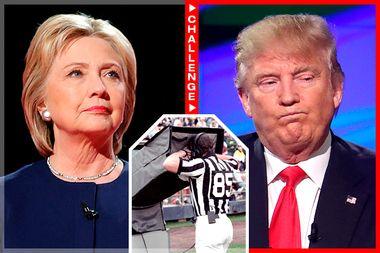Hillary Clinton; Donald Trump