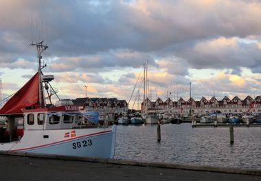 Denmark Baltic Fishing
