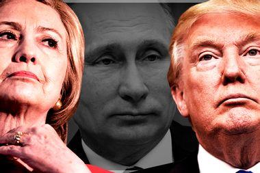 Hillary Clinton; Vladimir Putin; Donald Trump