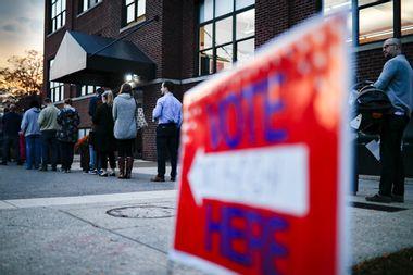 2016 Election Ohio Voting