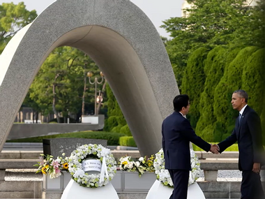 Image for WATCH: Japanese prime minister won't apologize for Pearl Harbor