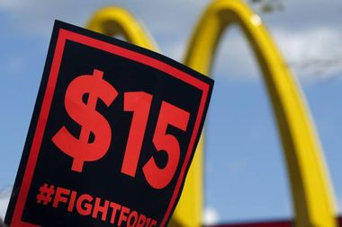 We've been fighting for $15 for 7 years. Today I'm celebrating a historic victory.