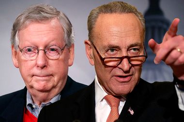 Can Democrats hold the line? Schumer may rebuff McConnell on filibuster in first power-sharing salvo