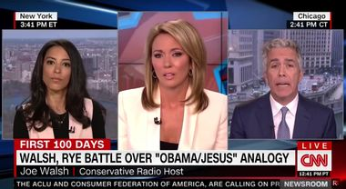 Image for Angela Rye scolds pundit for laughing at those who'll hurt from SCOTUS decisions