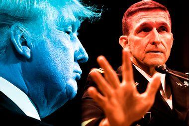 Donald Trump; Michael Flynn