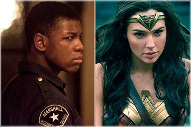 Detroit; Wonder Woman