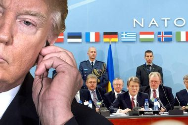 Trump wants to pull U.S. out of NATO: NYT
