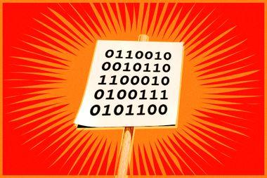 Digital Picket Sign