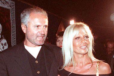 Gianni Versace; Donatella Versace
