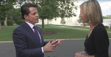 Anthony Scaramucci interview BBC