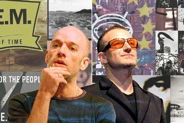 Michael Stipe; Bono