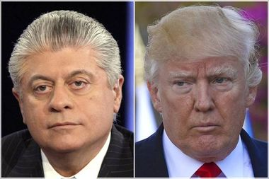Fox News' Judge Napolitano: Trump may have already been secretly indicted