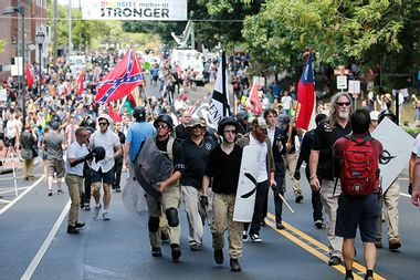 Image for A former skinhead reflects on Charlottesville:
