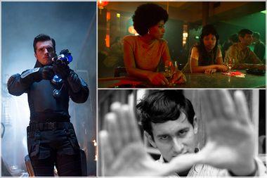 Future Man; The Deuce; Spielberg
