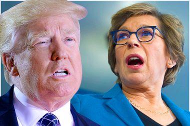 Donald Trump; Randi Weingarten