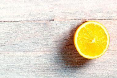 Orange Fruit on a Table