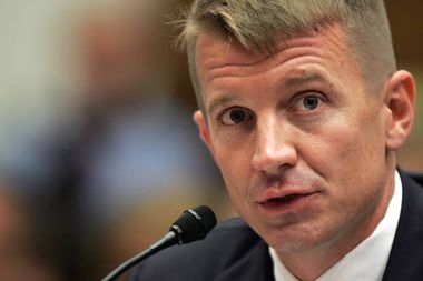 Mueller: Erik Prince funded hunt for Hillary's emails, lied about Russian meeting