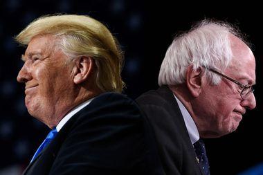 "Bernie Sanders: Trump's trade wars are ""totally irrational"""
