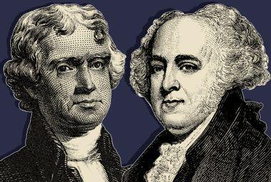 Thomas Jefferson; John Adams