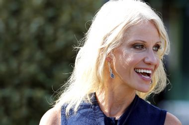 Margaret Sullivan: Why Kellyanne Conway should be banished from cable news