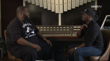 Image for Killer Mike faces criticism for defending gun ownership in NRATV interview