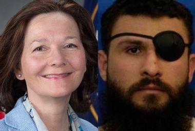 Gina Haspel; Abu Zubaydah