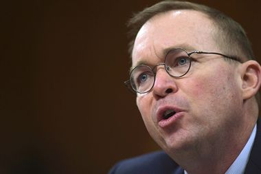 """Acting chief of staff Mick Mulvaney once called Trump a """"terrible human being"""""""