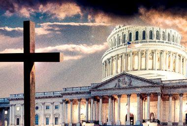 United States Capitol; Cross