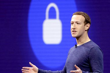 Facebook praises an Iranian cult known for killing U.S. citizens