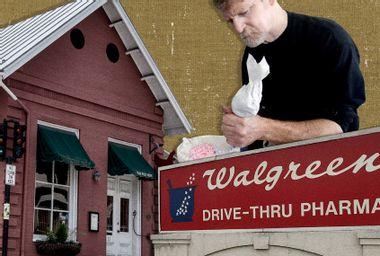 Red Hen Restaurant; Masterpiece Cakeshop owner, Jack Phillips; Walgreens