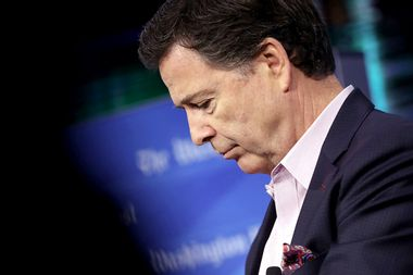 James Comey: GOP needs to stand up to Trump