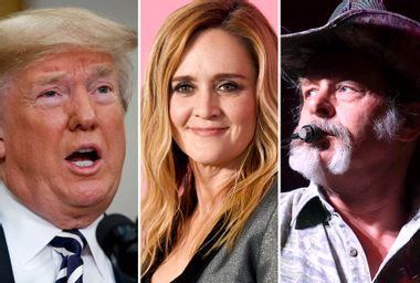 Donald Trump; Samantha Bee; Ted Nugent