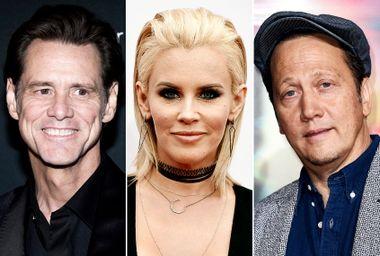 Jim Carrey; Jenny McCarthy; Rob Schneider
