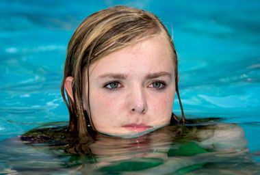 """Elsie Fisher as Kayla Day in """"Eighth Grade"""""""