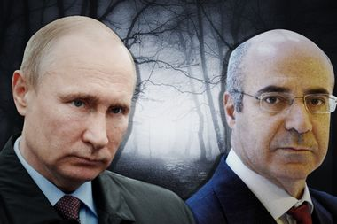 "Bill Browder is Putin's public enemy No 1 – but he isn't scared : He's a ""very stupid strategist"""