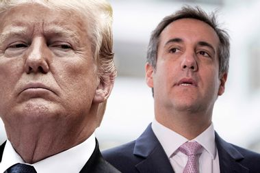 Michael Cohen claimed Trump's lawyer Jay Sekulow told him to lie to Congress