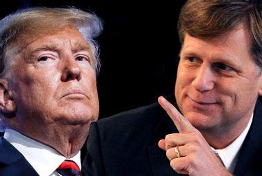 Donald Trump; Michael McFaul