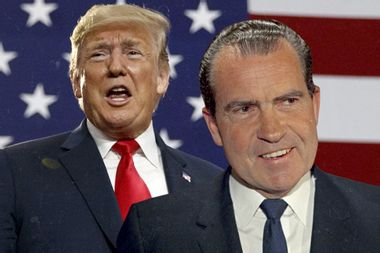 "Law professor says Donald Trump has surpassed Richard Nixon: ""Yes, far worse than Watergate"""